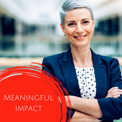 Meaningful impact