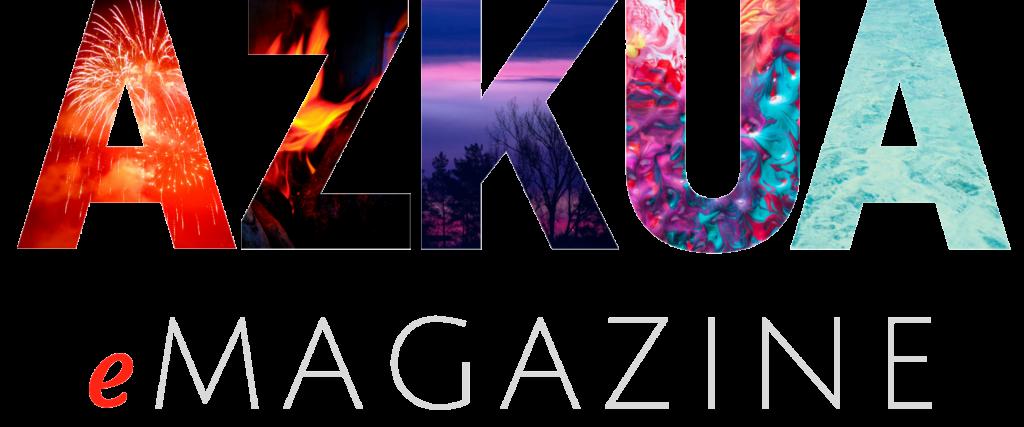 Azkua eMagazine footer image